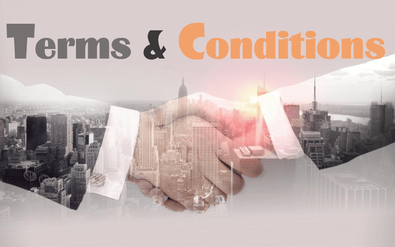 Advance Excel Forum-Terms and Conditions