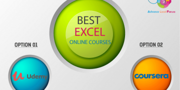 30+ BEST ADVANCE EXCEL COURSES By Coursera, Udemy