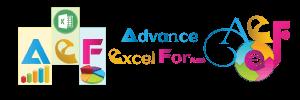 Advance Excel Forum