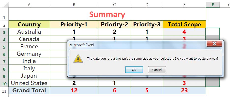 Exact Copy the Formula from the Formula Bar_3
