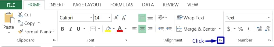 HOW TO ENTER TEXT IN EXCEL CELL_GENERAL TO TEXT FORMAT IN EXCEL_2