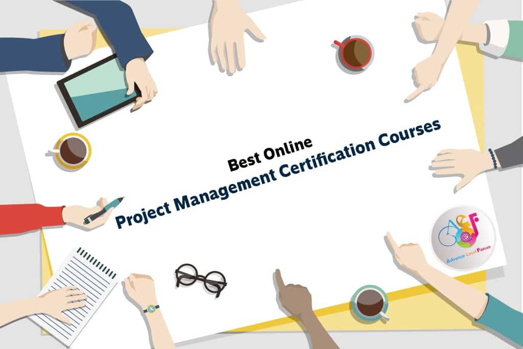 Best Online Project Management Certification Courses