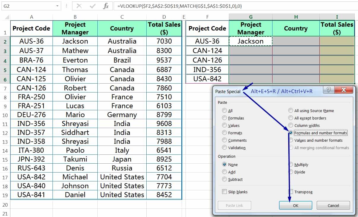 20 Alternative Methods How to Copy Formula in Excel
